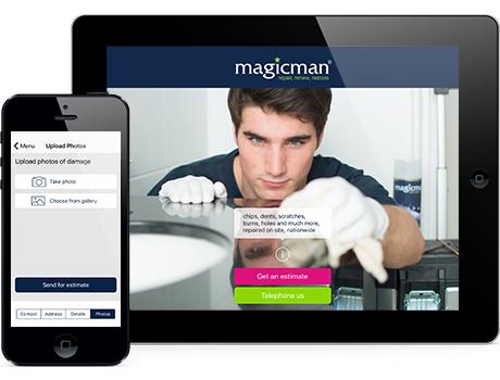 Magicman Tablet
